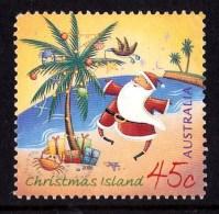 Christmas Island 2005 Christmas 45c Used - - Christmaseiland