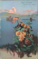 I644 - Cannero - Verbania - 1918 - Verbania
