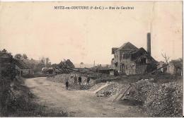 CPA RARE METZ EN COUTURE RUE DE CAMBRAI - France