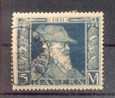 Bayern 89II LUXUS Gestempelt 220EUR (R0099 - Bayern (Baviera)