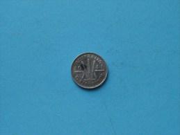 1962 - Florin / KM 60 ( Uncleaned - For Grade, Please See Photo ) ! - Monnaie Pré-décimale (1910-1965)