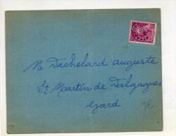 1941 - CP COMMERCIALE De TOULOUSE Avec PREOBLITE MERCURE - Préoblitérés