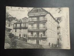 ´T Huis Ter Geul  Kurhaus  ( Valkenburg ) (  2 Scans ) - Valkenburg