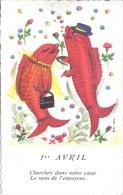 NOVELTY -  POISSON D'AVRIL Nov127 - April Fool's Day