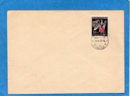 "Guerre 1939-45-stamp N°111- ""GROSSDEUTCHES REICH"" Cad PRAHA 16 9-1943 - Bohême & Moravie"
