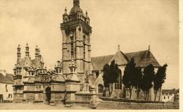 SAINT THEGONNEC -29- L'EGLISE - Saint-Thégonnec