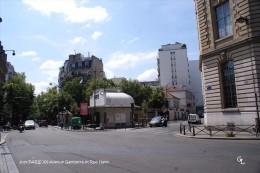 PARIS  XX- Avenue Gambetta (EDITION A TIRAGE LIMITE - Arrondissement: 20