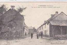 LANOUEE : Le Haut Du Bourg - Peu Courant - Sonstige Gemeinden