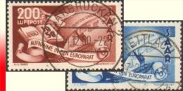 Sarre 277/78(o)   Michel 297/98(o)