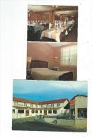 CPSM  15 La Chapelle Laurent Hotel Restaurant Nurit 2CPM 2 Scan TBE - Autres Communes