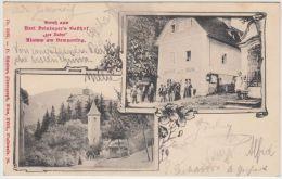 25779g  SEMMERING - Gasthof Zur Ruine - Semmering