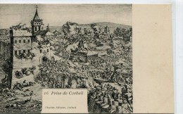 CPA 91 PRISE DE CORBEIL - Corbeil Essonnes