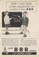 # MAGLIERIA STELLINA 1960s Advert Pubblicità Publicitè Reklame Clothes Clothing Kleidung Vetements - Bambini