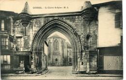 CPA 91 CORBEIL LE CLOITRE ST SPIRE - Corbeil Essonnes