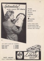 # CAMICIE CIT SpA SACIT MILANO 1950s Advert Pubblicità Publicitè Reklame Shirts Chemises Camisetas Hemden - He