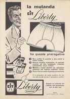 # CAMICIE CIT SpA SACIT MILANO 1950s Advert Pubblicità Publicitè Reklame Shirts Chemises Camisetas Hemden Mutande - He