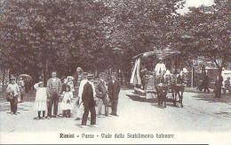 Rimini Viale Dello Stab. Balneare Inizio 900, Ristampa 1979 - Rimini