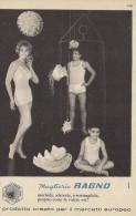 # MAGLIERIA RAGNO 1950s Advert Pubblicità Publicitè Reklame Underclothes Lingerie Ropa Intima Unterkleidung - Lingerie
