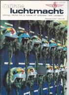 NL.- Tijdschrift - Onze Luchtmacht. Officieel Orgaan Van De Koninklijke Vereniging _ Onze Luchtmacht _ No.1 - 1983 - Revues & Journaux