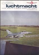 NL.- Tijdschrift - Onze Luchtmacht. Officieel Orgaan Van De Koninklijke Vereniging _ Onze Luchtmacht _ No.3 - 1983 - Revues & Journaux