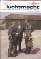 NL.- Tijdschrift - Onze Luchtmacht. Officieel Orgaan Van De Koninklijke Vereniging _ Onze Luchtmacht _ No.4 - 1983 - Tijdschriften & Kranten