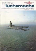 NL.- Tijdschrift - Onze Luchtmacht. Officieel Orgaan Van De Koninklijke Vereniging _ Onze Luchtmacht _ No 1 - 1984 - Nederlands