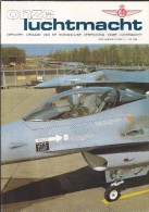 NL.- Tijdschrift - Onze Luchtmacht. Officieel Orgaan Van De Koninklijke Vereniging _ Onze Luchtmacht _ No 3 - 1984 - Revues & Journaux