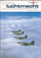 NL.- Tijdschrift - Onze Luchtmacht. Officieel Orgaan Van De Koninklijke Vereniging _ Onze Luchtmacht _ No 6 - 1984 - Nederlands