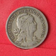 PORTUGAL  50  CENTAVOS  1955   KM# 577  -    (Nº12262) - Portugal