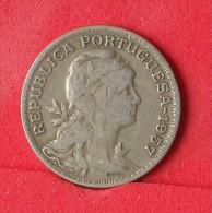 PORTUGAL  50  CENTAVOS  1957   KM# 577  -    (Nº12263) - Portugal