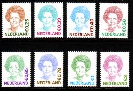 2036A-2043A Geheel Doorgestanst Postfris - 1980-... (Beatrix)