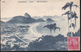 CPA - (Brésil) Copacabana, Leme Rio De Janeiro - Copacabana