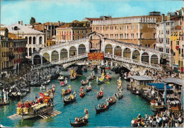 VENEZIA - VENISE - Rialto - La Regata Storica - Venezia (Venice)