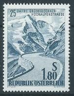 1960 AUSTRIA STRADE DEL GROSSGLOCKNER MNH ** - A015 - 1945-60 Nuevos & Fijasellos