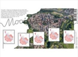 Nederland / The Netherland - Postfris / MNH - Sheet Mooi Nederland, Hulst 2015 NEW!! - Period 2013-... (Willem-Alexander)
