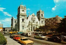 Honduras - Camions - Voitures - Automobile - Iglesia Catedral - San Pedro Sula - Bon état Général - Honduras