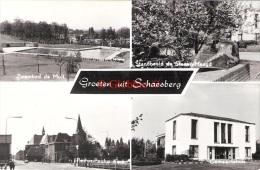 Schaesberg, Groeten Uit... 4 Luik  1974 - Netherlands