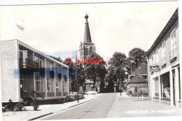 Leende  Hotel De Schamert   Met Lindse Blaos ( Kerktoren)  Echte Fotokaart 1970 - Netherlands