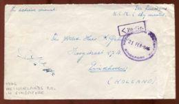 SINGAPORE WW2 NETHERLANDS P.O - Singapore (...-1959)