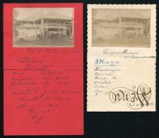 INDONESIA NETHERLANDS EAST INDIES MORAWA, SUMATRA - Old Paper