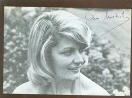 Artiste (Geen Postkaart )  Chanteur - Chanteuse - Zanger - Zangeres  :  Ann Michel - Cantanti E Musicisti