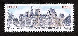 France 2015 - Yv N° 4932 ** - Salon Philatélique De Printemps  - L´Hôtel De Ville De Paris - Nuevos