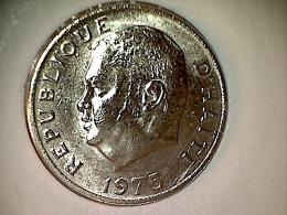 Haiti 5 Centimes 1975 - Haïti