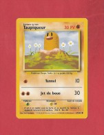 *  Carte Pokémon  1995..Taupiqueur  : Tunnel - Jet De Boue..30 PV..47 / 102  ( Voir Les 2 Scans ) - Pokemon