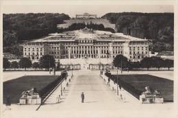 CPA VIENNA- SCHONBRUNN PALACE, PANORAMA - Château De Schönbrunn