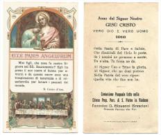 MANTOVA (0805) - VIADANA Santino Chiesa Parrocchiale Di S. Pietro, Comunione Pasquale 1916 - Mantova
