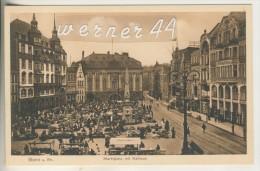 Bonn V.1910 Markt Und Geschäfte, Mit Verkaufsstände,Verkaufsstand V. Albert Schunk (5516) - Bonn