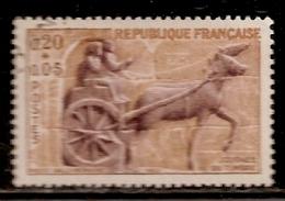 FRANCE N° 1378 OBLITERE - France