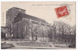 MOUILLERON-EN-PAREDS. - L'Eglise - Mouilleron En Pareds