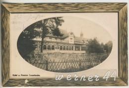 "Bonn V. 1911  Hotel Und Pension ""Casselsruhe"" Auf Dem Venusberg, Bes. Jean Kessel  (5514) - Bonn"